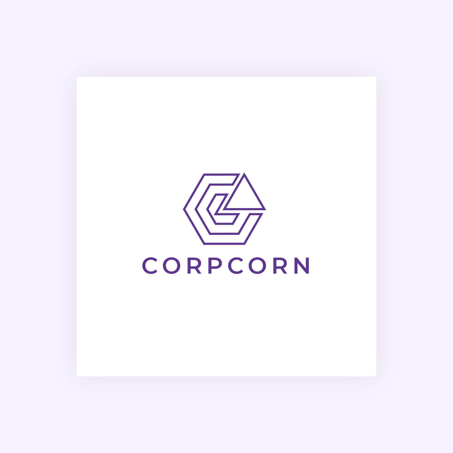 Corp Corn – Logo design